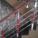 railing tangga kaca tangerang