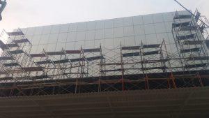 Pasang Curtain Wall BSD Tangerang